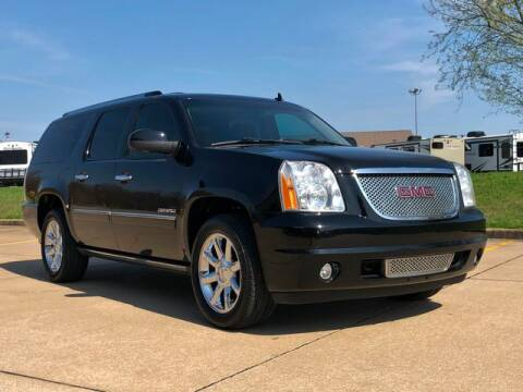 2012 GMC Yukon XL Denali for sale at First Auto Credit in Jackson MO