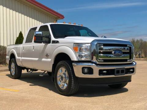 2016 Ford F-250 Super Duty for sale at First Auto Credit in Jackson MO