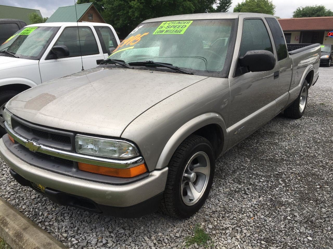 2003 Chevrolet S 10 3dr Extended Cab Ls Rwd Sb In Athens Tn