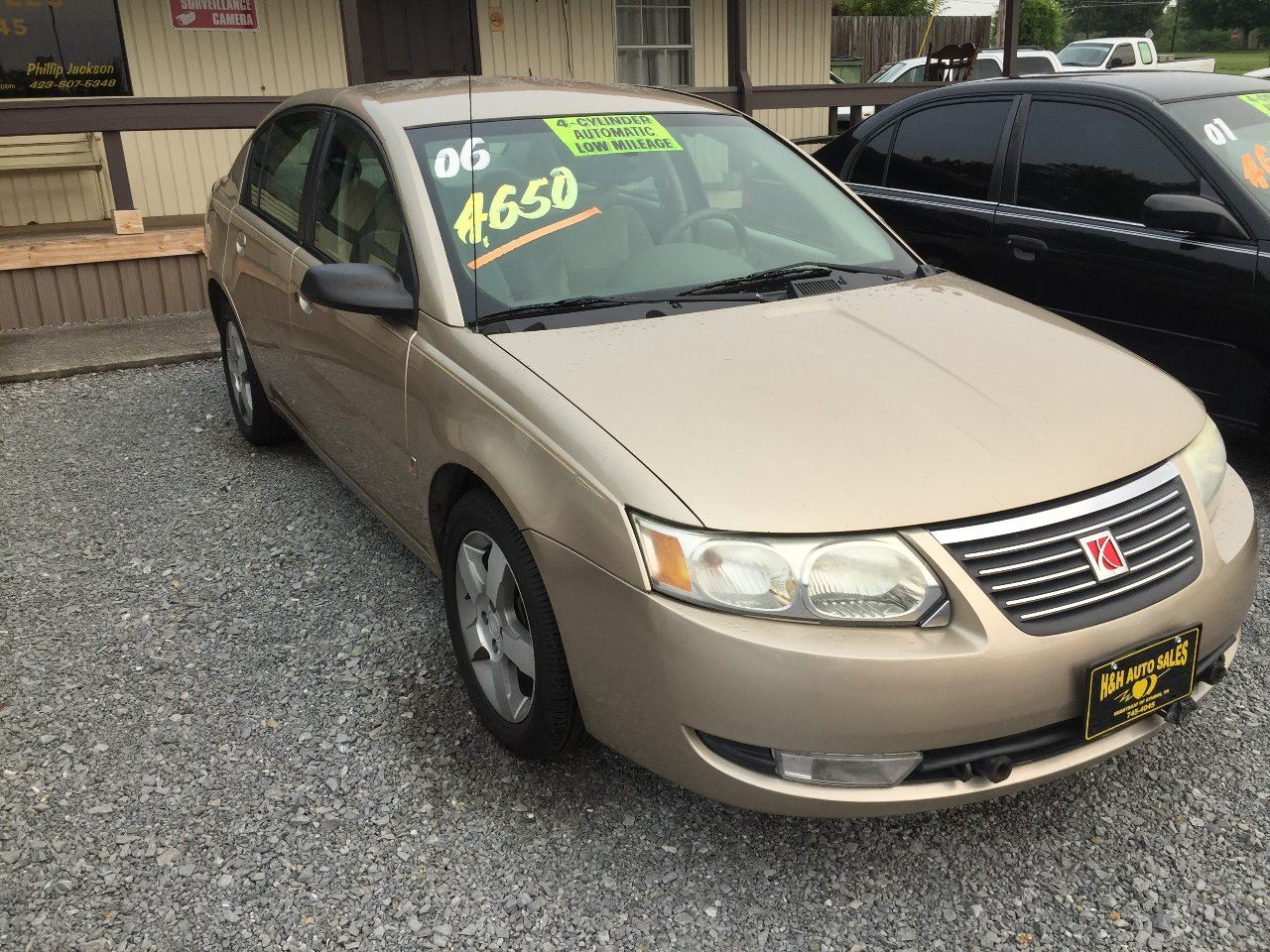 2006 Saturn Ion Dash Lights 2003 Sedan Automatic In Athens Auto Sales 1280x960