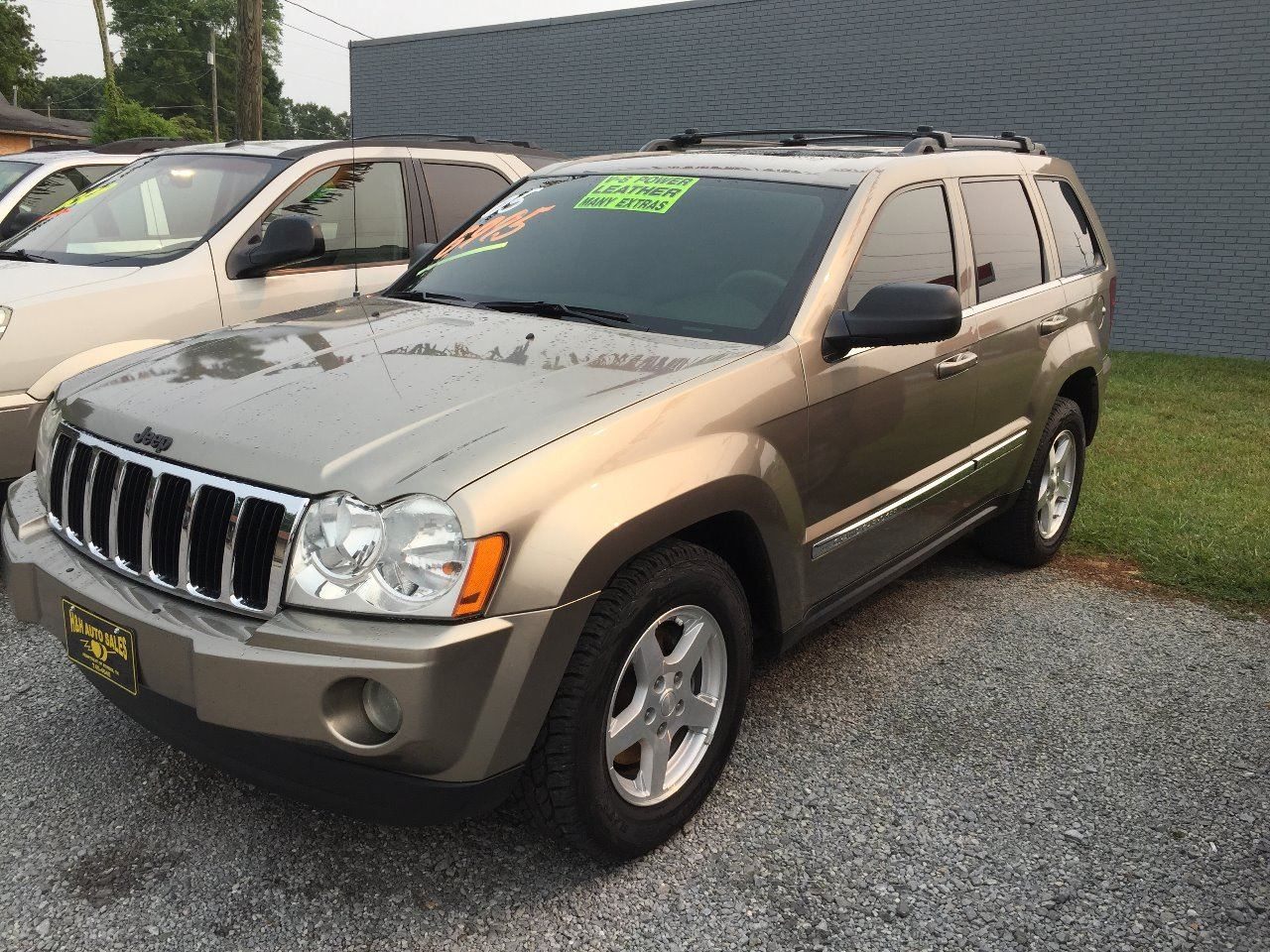 2005 Jeep Grand Cherokee Limited 4dr Suv In Athens Tn H Auto Sales