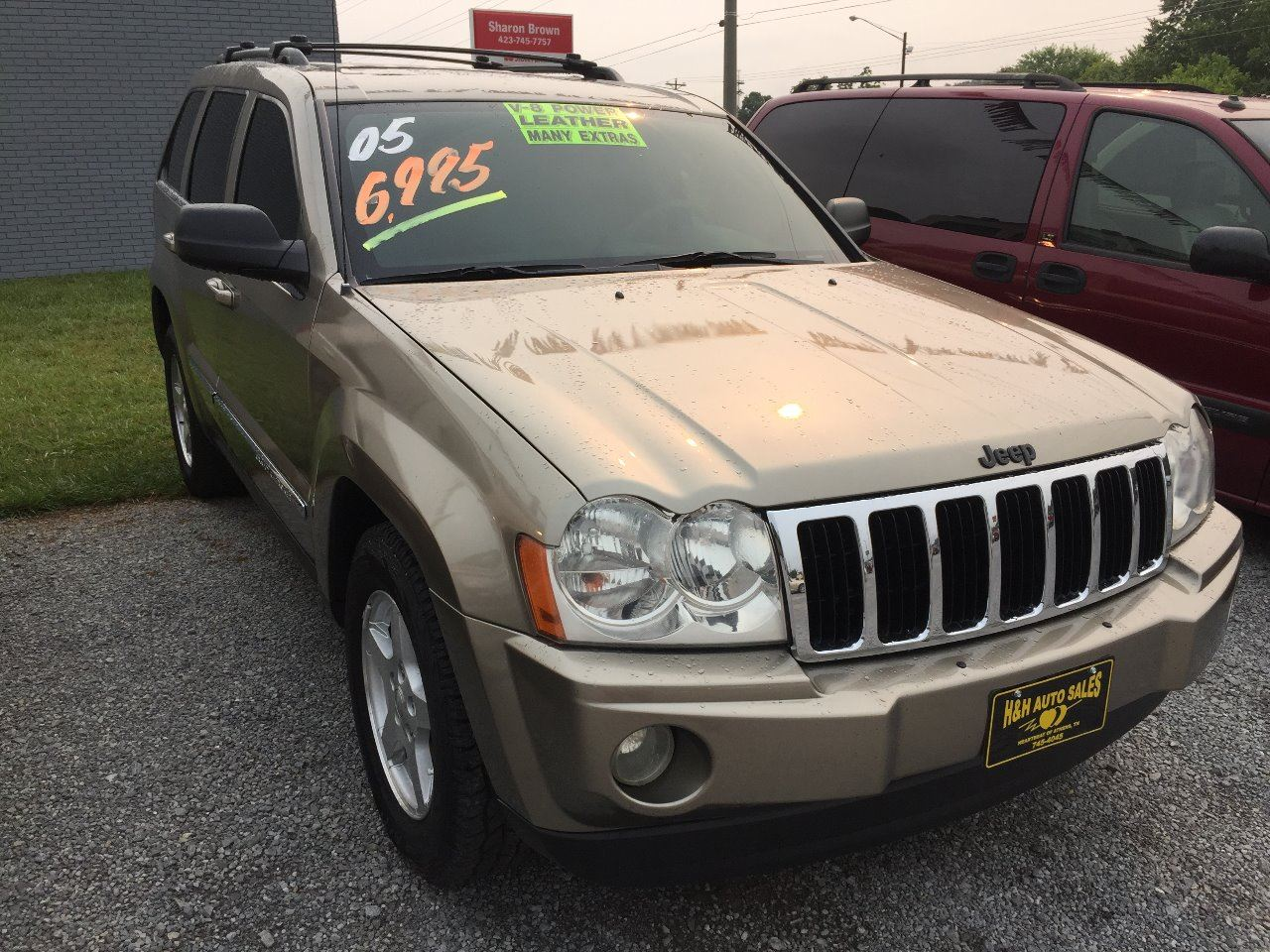 2005 Jeep Grand Cherokee Limited 4dr Suv In Athens Tn H Auto Sales Contact