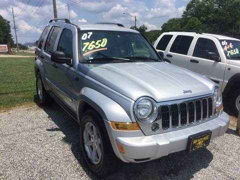 2007 Jeep Liberty for sale in Athens, TN