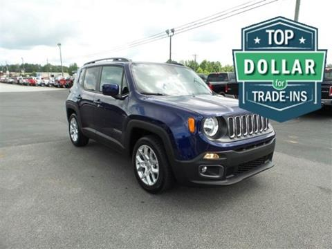 2017 Jeep Renegade for sale in Cleveland, GA