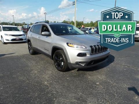 2018 Jeep Cherokee for sale in Cleveland, GA