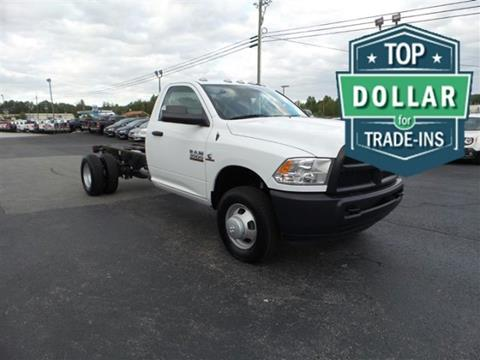 2015 RAM Ram Chassis 3500 for sale in Cleveland, GA
