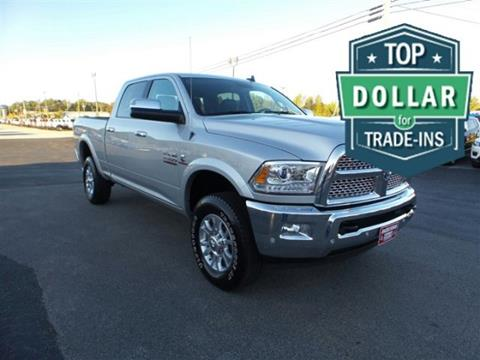 2016 RAM Ram Pickup 2500 for sale in Cleveland, GA