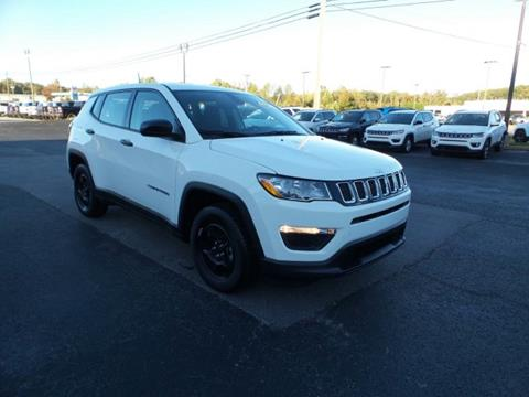 2018 Jeep Compass for sale in Cleveland, GA