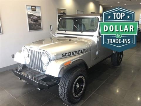 1984 Jeep Scrambler for sale in Cleveland, GA