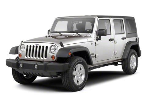 2012 Jeep Wrangler Unlimited for sale in Cleveland, GA