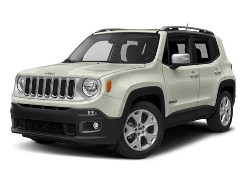 2018 Jeep Renegade for sale in Cleveland, GA