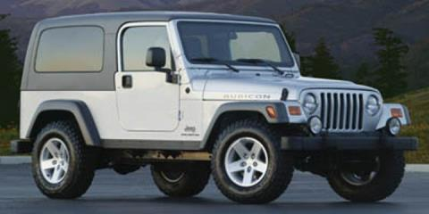 2005 Jeep Wrangler for sale in Cleveland, GA