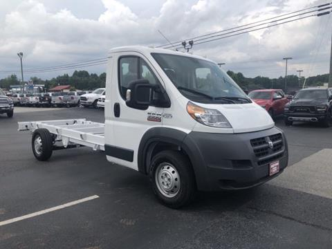 2015 RAM ProMaster Cab Chassis for sale in Cleveland, GA