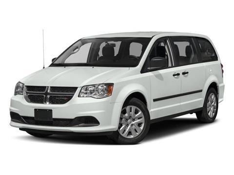 2018 Dodge Grand Caravan for sale in Cleveland, GA