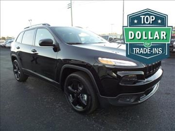 2017 Jeep Cherokee for sale in Cleveland, GA