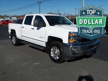 2015 Chevrolet Silverado 2500HD for sale in Cleveland, GA