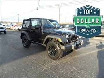 2017 Jeep Wrangler for sale in Cleveland, GA