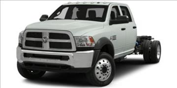 2017 RAM Ram Chassis 3500 for sale in Cleveland, GA