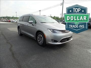 2017 Chrysler Pacifica Hybrid for sale in Cleveland, GA