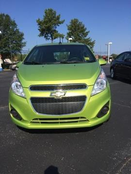 2013 Chevrolet Spark for sale in Camden, TN
