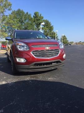 2016 Chevrolet Equinox for sale in Camden, TN