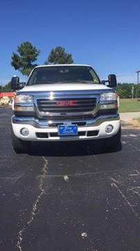 2007 GMC Sierra 2500HD Classic for sale in Camden, TN