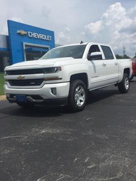 2018 Chevrolet Silverado 1500 for sale in Camden, TN