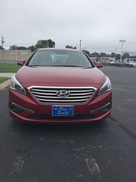 2015 Hyundai Sonata for sale in Camden TN