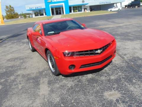 2011 Chevrolet Camaro for sale in Camden, TN