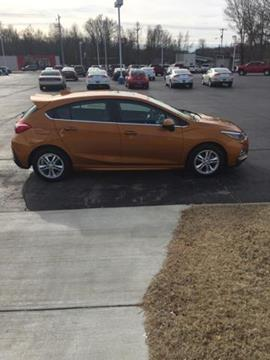 2017 Chevrolet Cruze for sale in Camden, TN