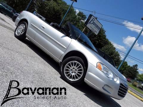2005 Chrysler Sebring for sale in Mechanicsburg, PA