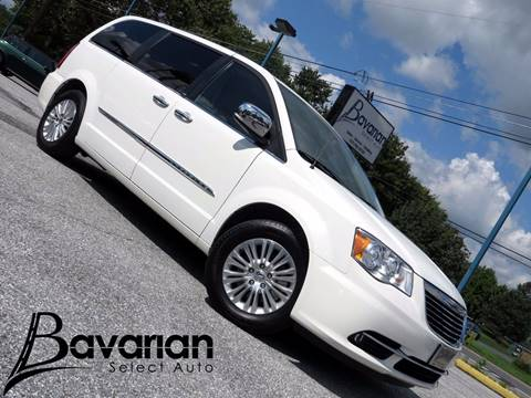 2012 Chrysler Town and Country for sale in Mechanicsburg, PA