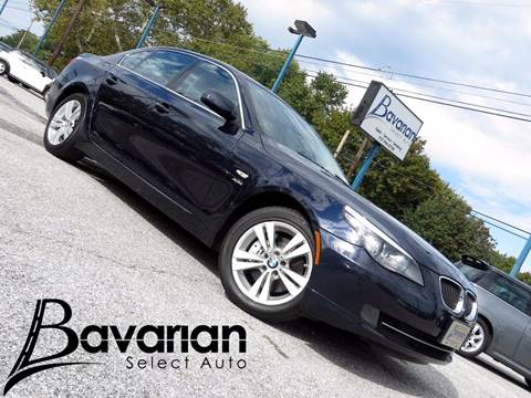 2009 BMW 5 Series for sale in Mechanicsburg, PA