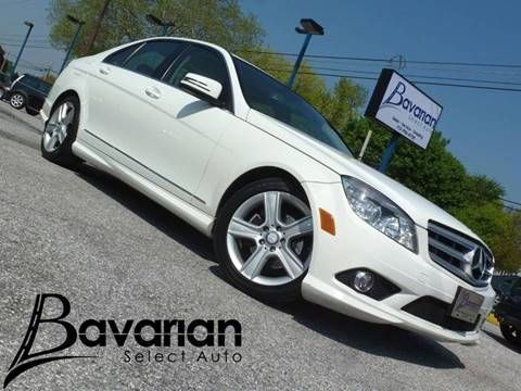 2010 Mercedes-Benz C-Class for sale in Mechanicsburg, PA