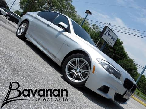 2013 BMW 5 Series for sale in Mechanicsburg, PA