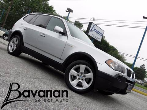 2005 BMW X3 for sale in Mechanicsburg, PA