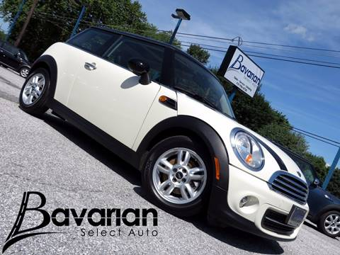 2013 MINI Hardtop for sale in Mechanicsburg, PA