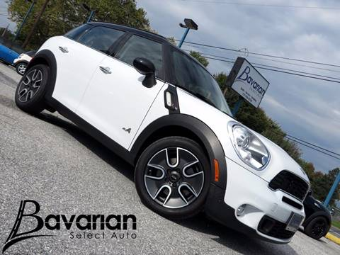2011 MINI Cooper Countryman for sale in Mechanicsburg PA