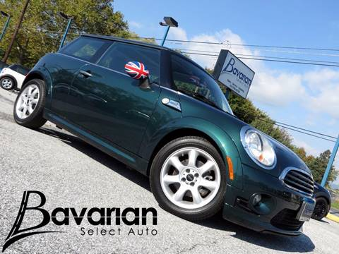 2010 MINI Cooper for sale in Mechanicsburg PA