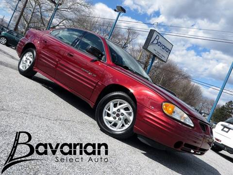 2001 Pontiac Grand Am for sale in Mechanicsburg, PA