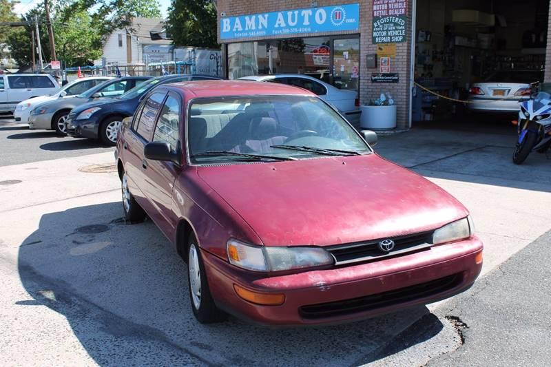 1995 Toyota Corolla 4dr Sedan - Baldwin NY