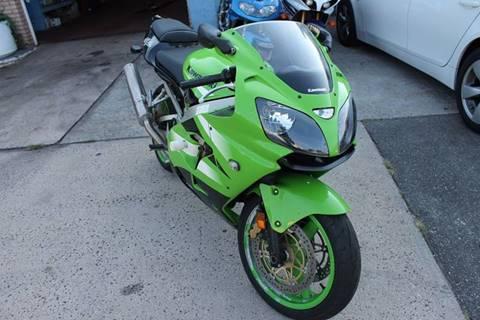 2002 Kawasaki Ninja ZX9R for sale in Baldwin, NY