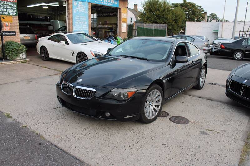 2005 Bmw 6 Series 645Ci 2dr Coupe In Baldwin NY  BAMN Auto II