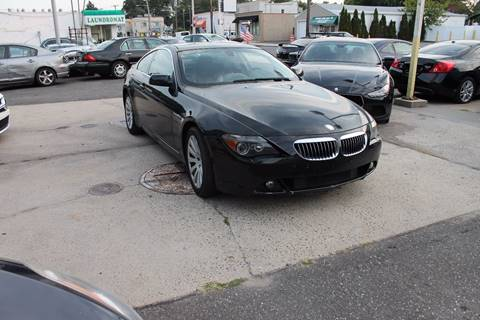 2005 BMW 6 Series for sale in Baldwin, NY