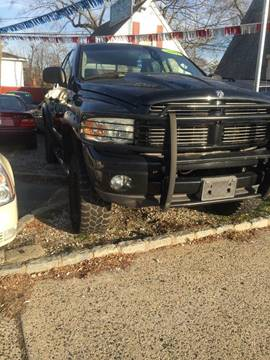 2002 Dodge Ram Pickup 1500 for sale at B.A.M.N. Auto II Corp. in Freeport NY