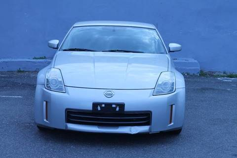 2006 Nissan 350Z for sale at B.A.M.N. Auto II Corp. in Freeport NY
