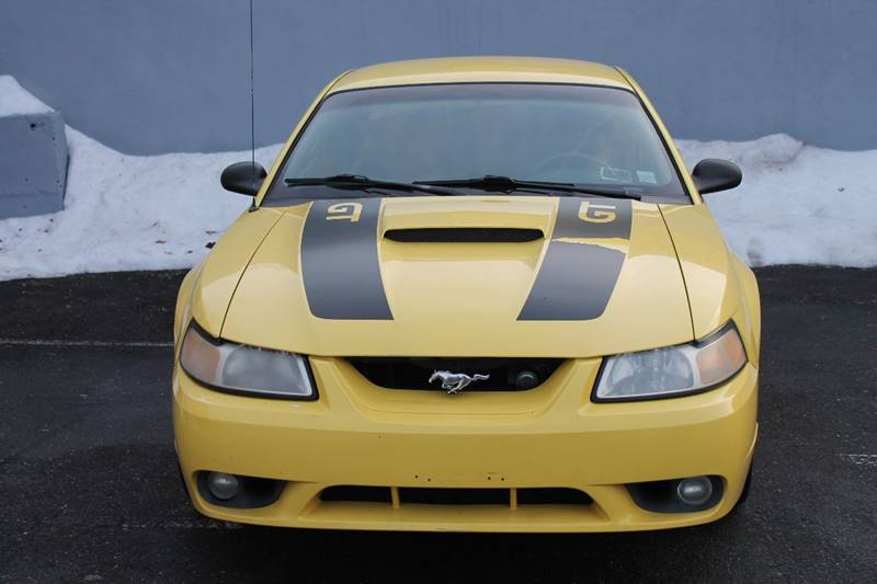 2000 ford mustang manual coupe