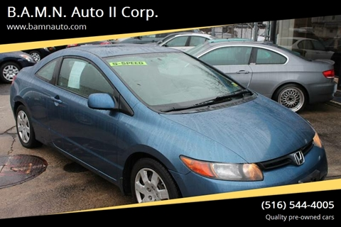 2008 Honda Civic for sale at B.A.M.N. Auto II Corp. in Freeport NY