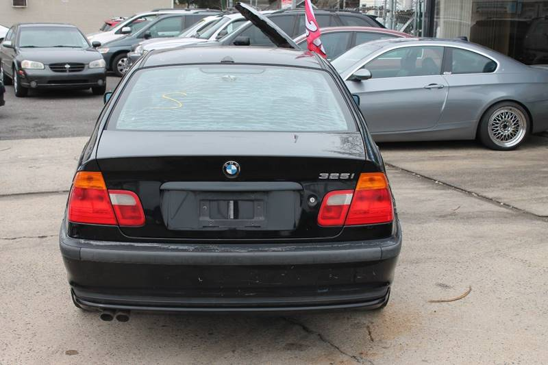 2001 Bmw 3 Series 325i 4dr Sedan In Baldwin NY - B A M N  Auto II Corp