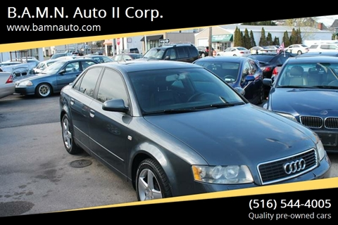 2005 Audi A4 for sale at B.A.M.N. Auto II Corp. in Freeport NY